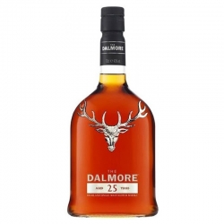 WHISKY THE DALMORE 25 AÑOS