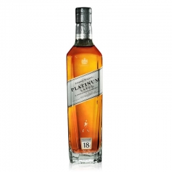 WHISKY JOHNNIE WALKER PLATINUM LABEL 18 AÑOS
